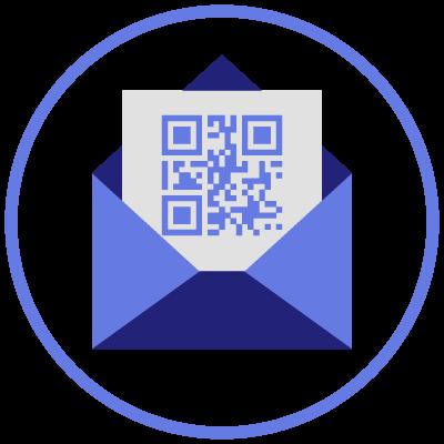 Compartilhe com seus amigos seu link de indicações ou código QR e receba seu prêmio assim que eles comprarem Criptomoedas.